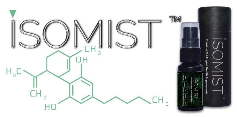 Isomist™ ultra high strength CBD